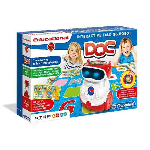 Clementoni Doc Robot