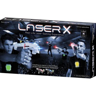 Laser X Double Set