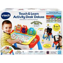VTech Touch And Learn Activity Desk Deluxe