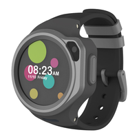 Oaxis MyFirst Fone R1 Ultimate 4G Music Smartwatch Phone Black