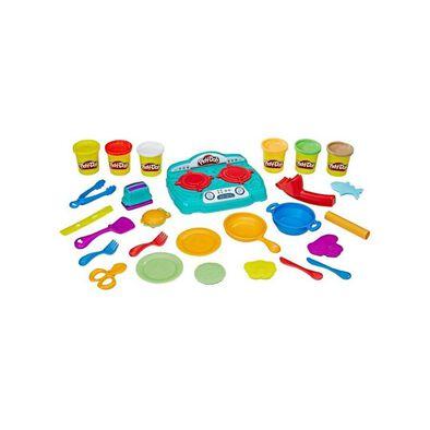Play-Doh Stovetop Super Set