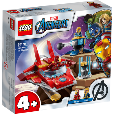 LEGO Super Heroes Iron Man Vs. Thanos 76170