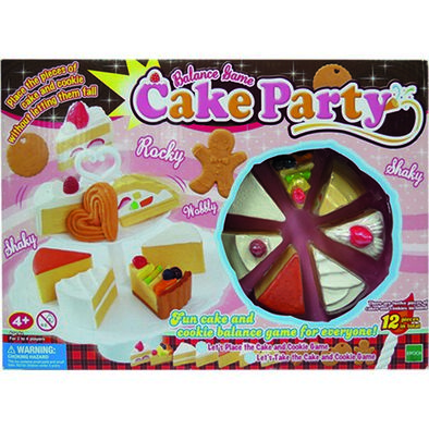 Epoch Games Sway Cake Party Balance Game