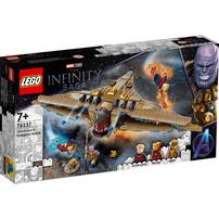 LEGO Marvel Avengers Movie 4 Sanctuary II: Endgame Battle 76237