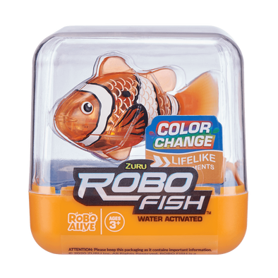 Zuru Robo Fish Series 1 Ocellaris