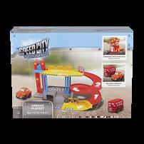 Speed City Junior Garage Playset