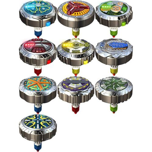 Silverlit Spinner M.A.D Spinner Pack - Assorted