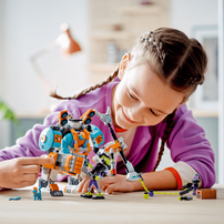 LEGO Monkie Kid Sandy's Power Loader Mech 80025