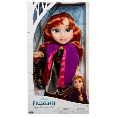 Disney Frozen 2 Anna Adventure Doll