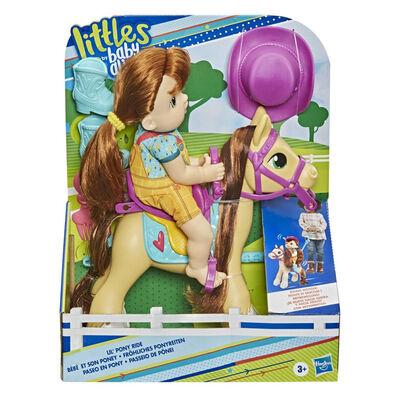 Baby Alive Little Pony Ride