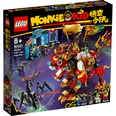 LEGO Monkie Kid's Lion Guardian 80021