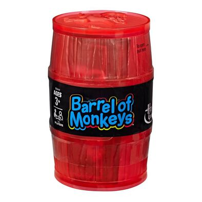 Barrel Of Monkeys Neon Pop