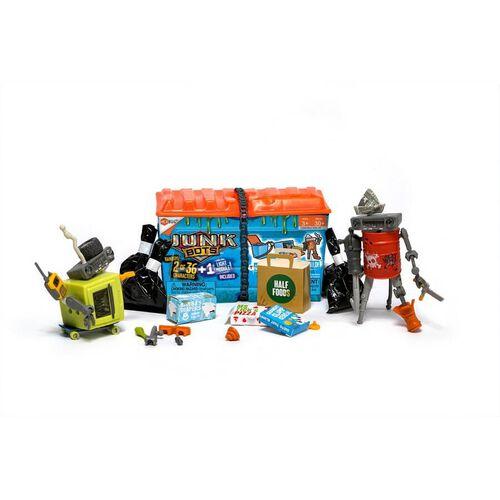 Hexbug Junkbots Alley Dumpster - Assorted