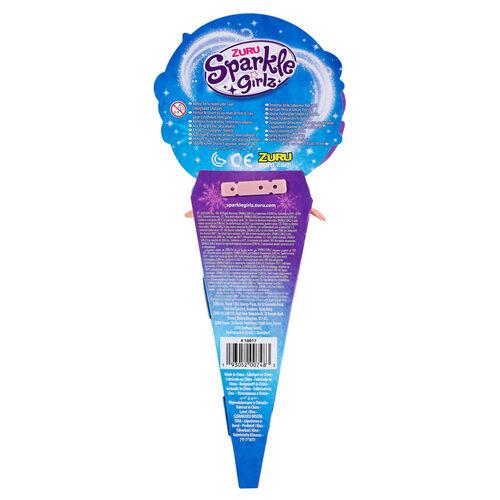 """Sparkle Girlz 10.5"""" WinterPrincess In Cone"""