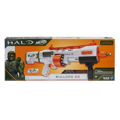 NERF Halo Bulldog