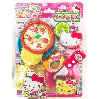 Hello Kitty Dinning Set