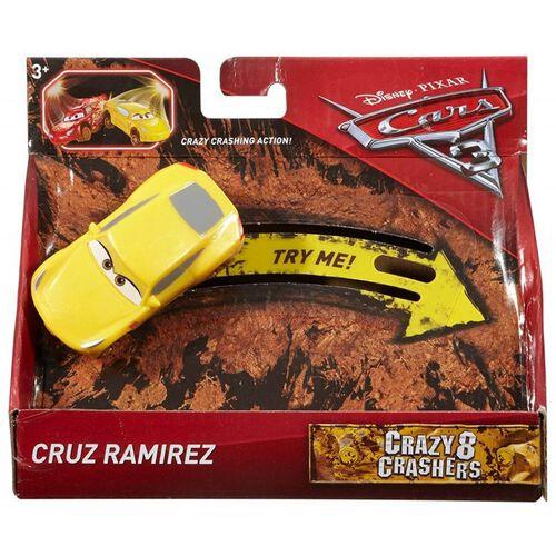 Disney Cars Crazy 8 Crashers - Assorted