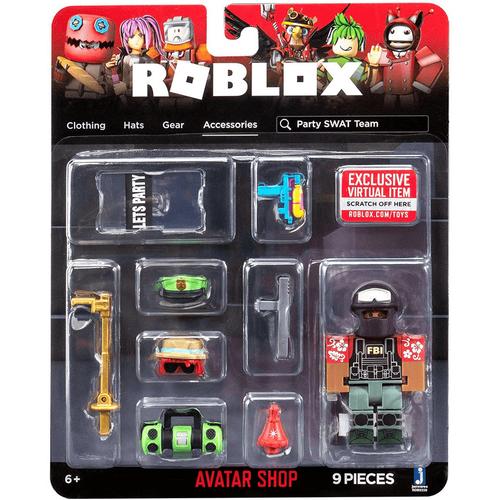 Roblox Avatar Shop Party Swat Team