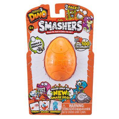Smashers Series 3 Dino 1 Pack