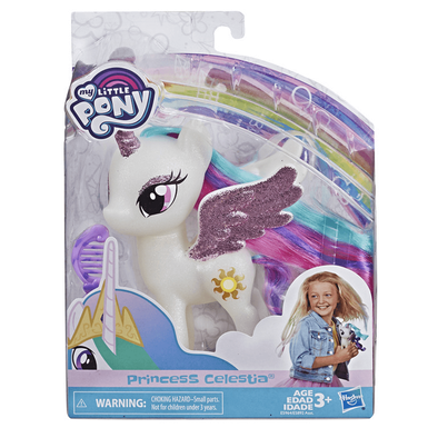 My Little Pony Princess Celestia Sparkling 6 Inch Figure