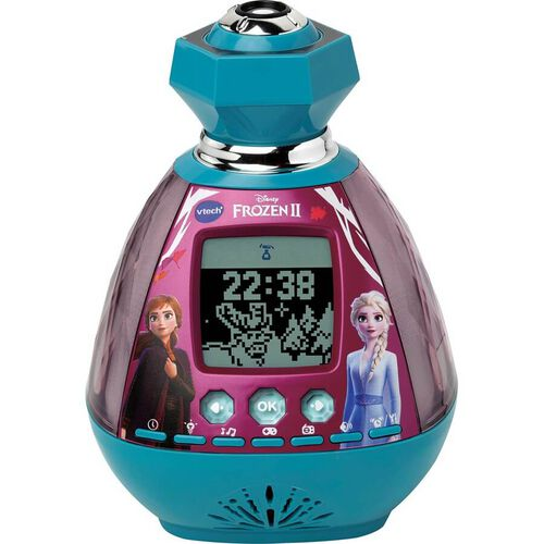 Vtech Disney Frozen 2 Magic Colour Clock