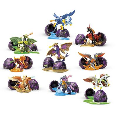 Mega Construx Breakout Beasts - Assorted