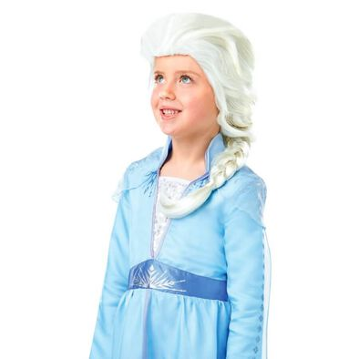 Rubies Disney Frozen 2 Child Elsa Wig