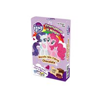 My Little Pony Biscuits w Filling Strawberry