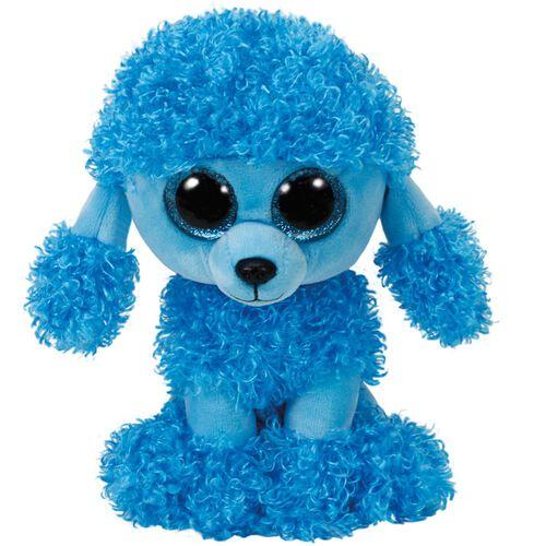 Ty Blue Poodle Reg