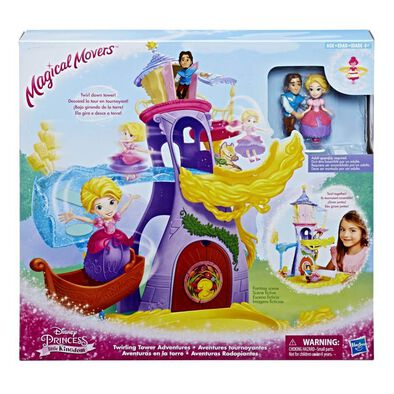Disney Princess Twirling Tower Adventures Magical Movers