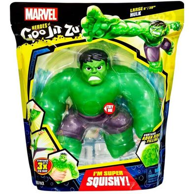 Goo Jit Zu Marvel Super Hero Pack Hulk