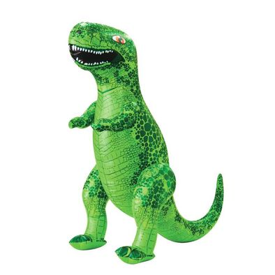 Little Hero Inflatable Giant Dinosaur Green
