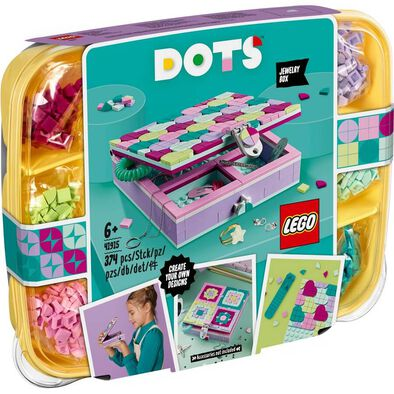 LEGO Dots Jewelry Box 41915