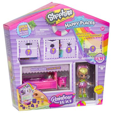 Shopkins Happy Places Surprise Pack Sleepy Shores