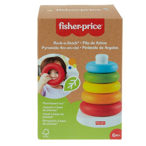 Fisher-Price Infant Eco Rock-A-Stack