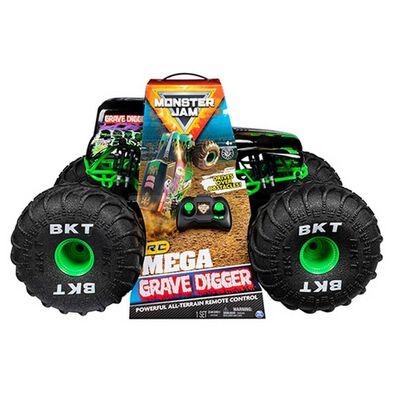 Monster Jam R/C Mega Grave Digger
