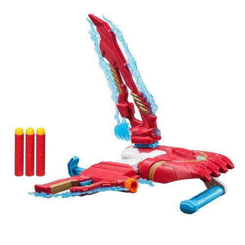 NERF Assembler Gear Marvel Avengers Iron Man