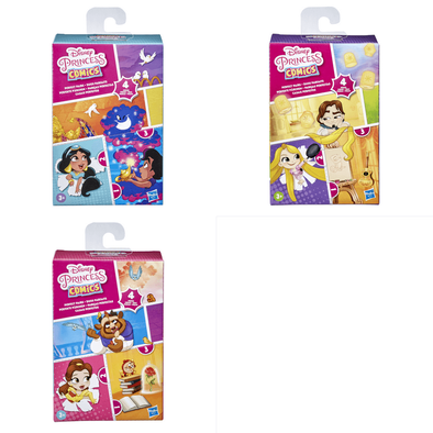 Disney Princess Perfect Pairs Jasmine - Assorted