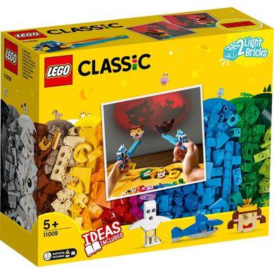 LEGO Classic Bricks and Lights 11009