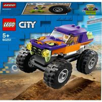 LEGO City Monster Truck 60251
