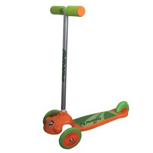 Avigo Twist Scooter Orange-Green