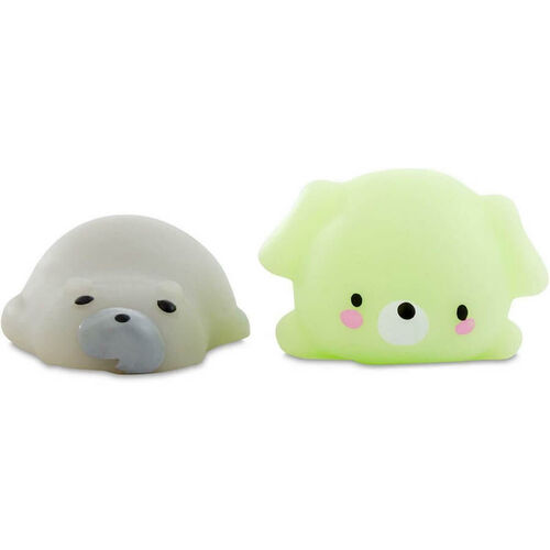The Original Moj Moj Collectible Squishy Toys - Assorted