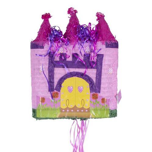 Amscan Pink Castle Pinata