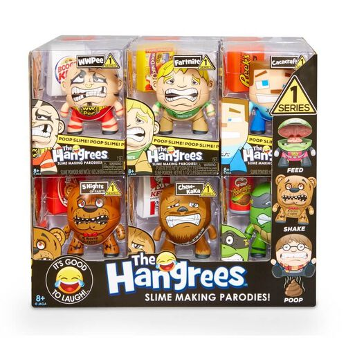 The Hangrees Series 1 - Assorted