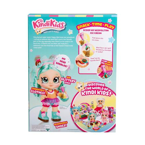 Kindi Kids S1 Toddler Doll Peppa-Mint