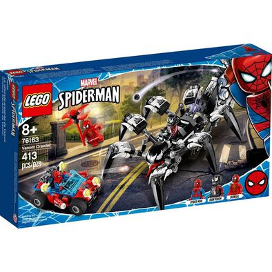 LEGO Marvel Spider-Man Venom Crawler 76163