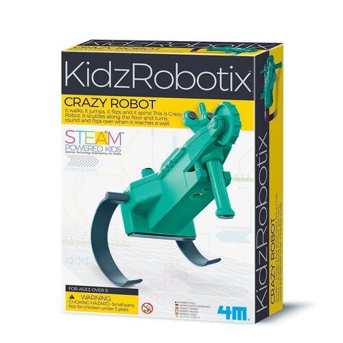 4M KidzLabs Robotix Crazy Robot