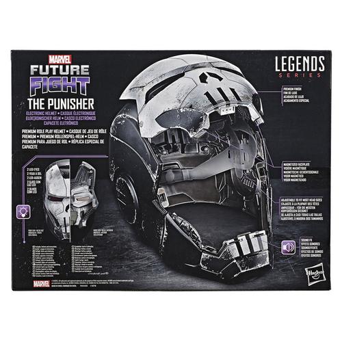 Marvel Legends Series Gamerverse The Punisher Electronic Helmet