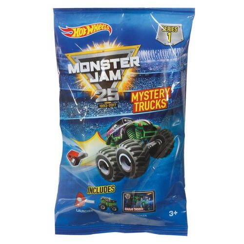 Hot Wheels Monster Jam Mighty Minis - Assorted