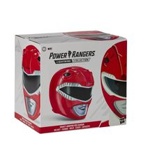 Power Rangers Lightning Collection Mighty Morphin Red Ranger Premium Collector Helmet